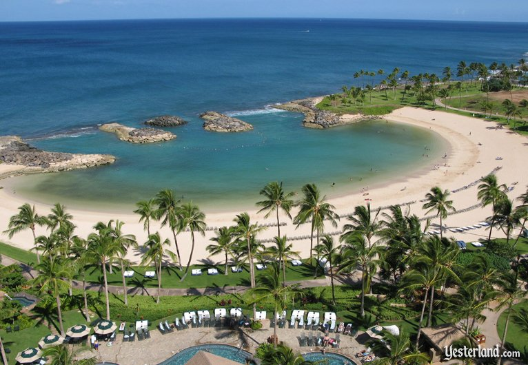 Novidade Aulani Resort In Hawaii