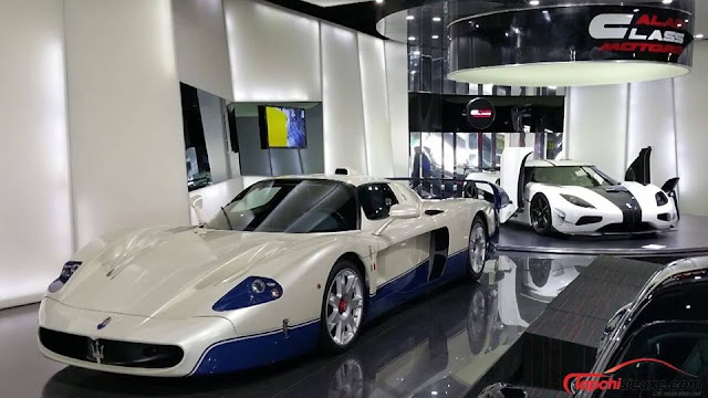 Exotic Cars Dubai