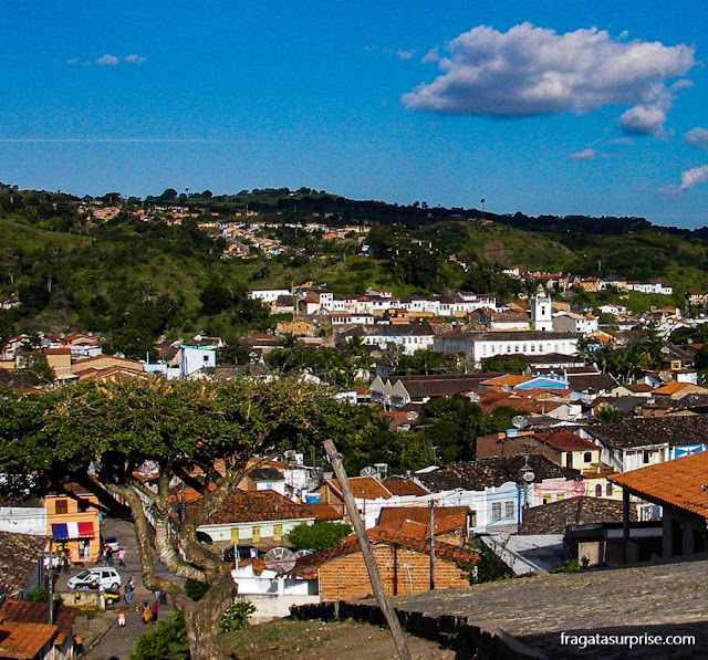 Cidade colonial de Cachoeira, Bahia
