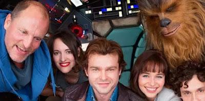 Filmación película Han Solo