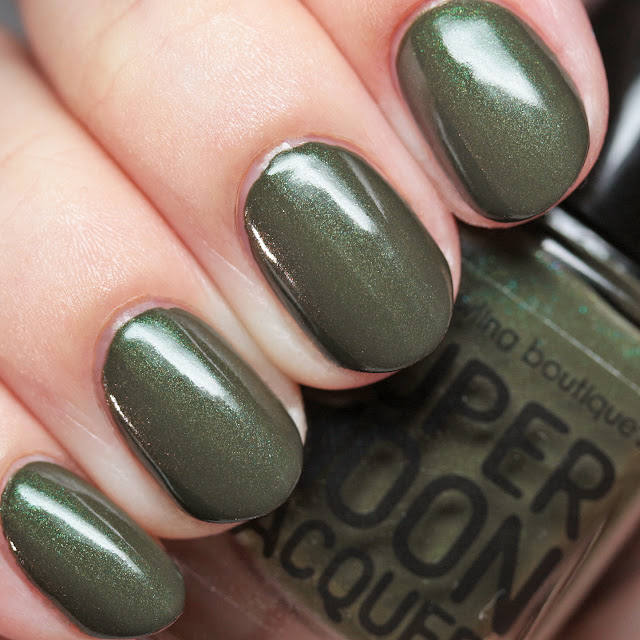 Supernatural Lacquer Autumnatic Shift