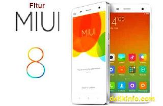 Aktifkan fitur MIUI 8 xiaomi android