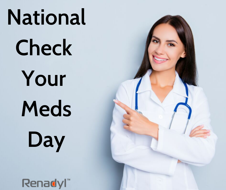 National Check Your Meds Day Wishes Lovely Pics