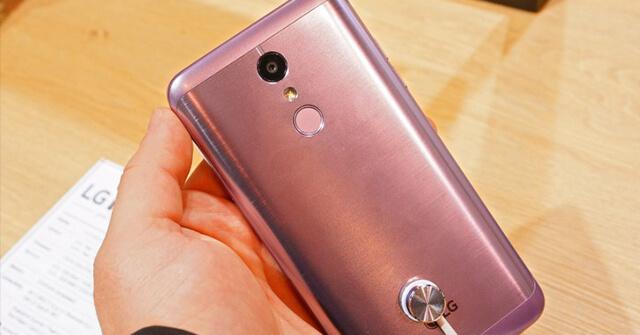 كل ما تود معرفته عن مميزات مواصفات و سعر هاتف LG K10 2018 الجديد