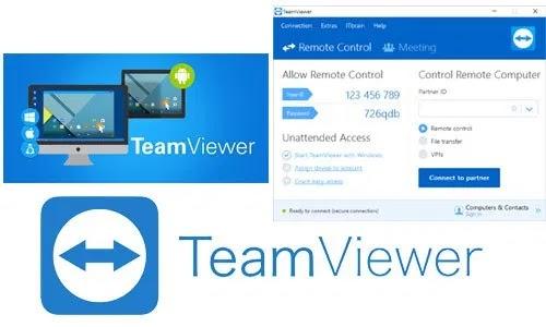 تحميل و تفعيل أقوى برنامج في التحكم بالحاسوب عن بعد TeamViewer12