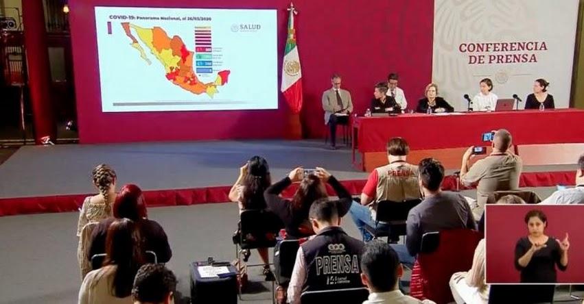 México contabiliza 8 fallecimientos por coronavirus y eleva el número de contagios a 585 [VIDEO]