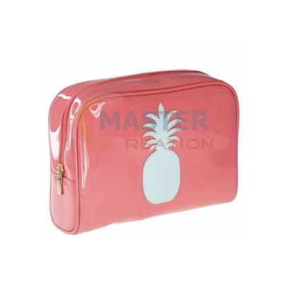 Pink pineapple bag