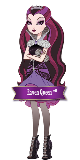 Ever After High GALERIA Raven Queen Galeria Gallery