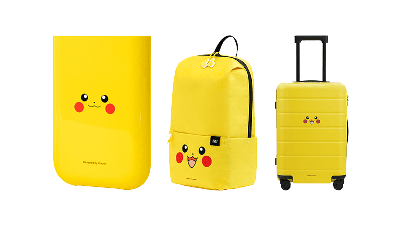Xiaomi announces adorable Pikachu Edition devices, includes power bank, photo printer, and more!