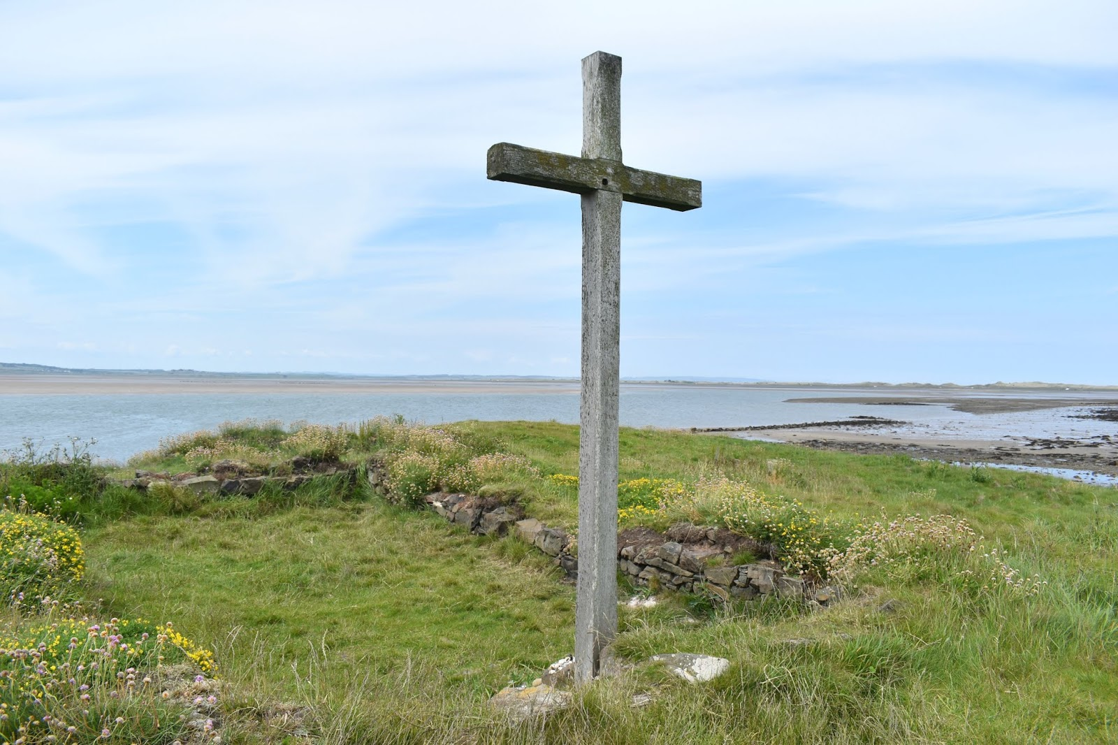 A Day Trip to The Holy Island of Lindisfarne