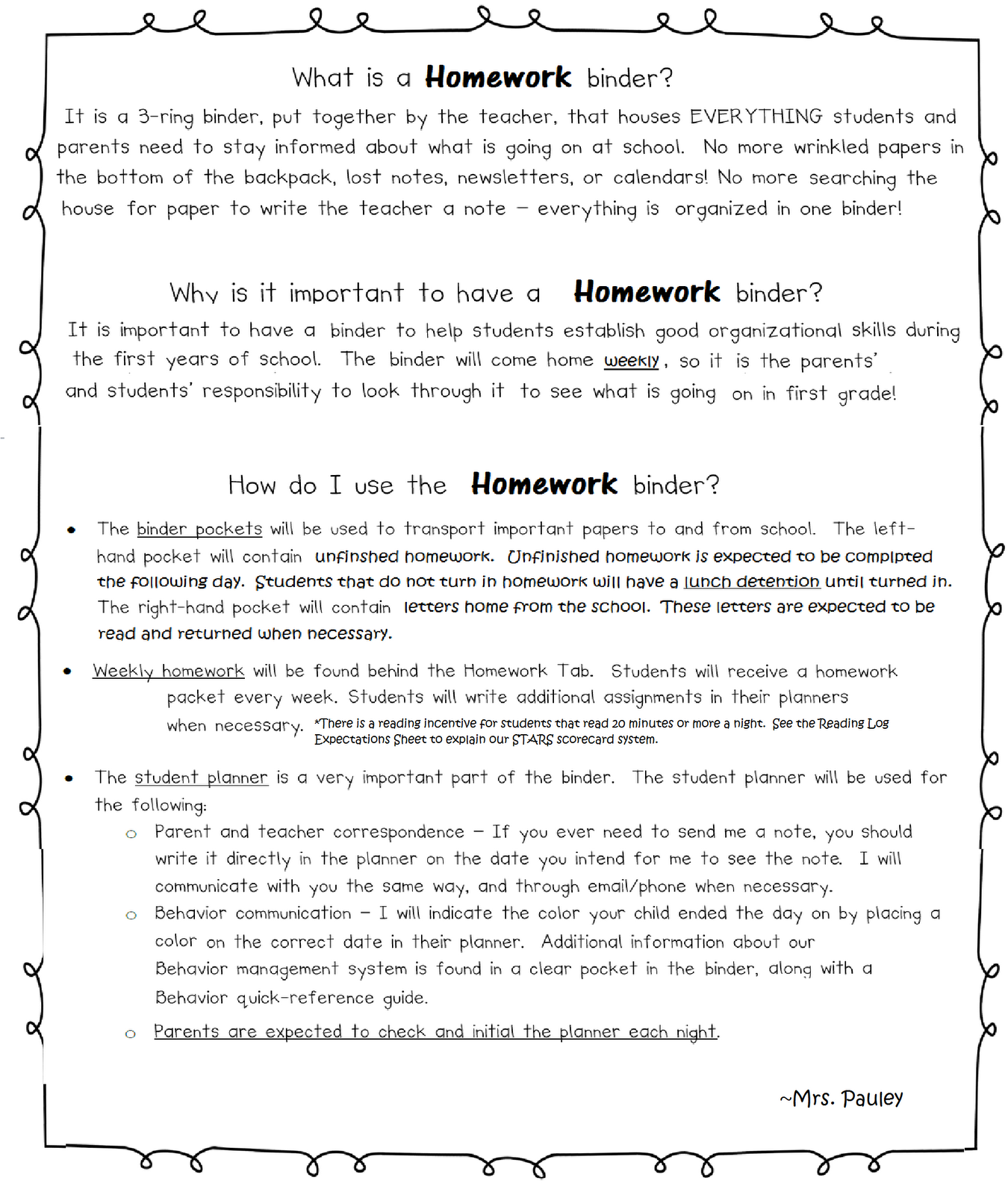 Pauley S Posts Homework