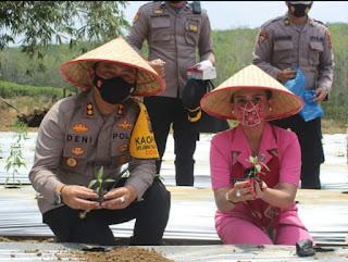 AKBP Deni Kurniawan: Kampung Tangguh Nusantara Program Ekonomi Masa Pandemi Covid-19