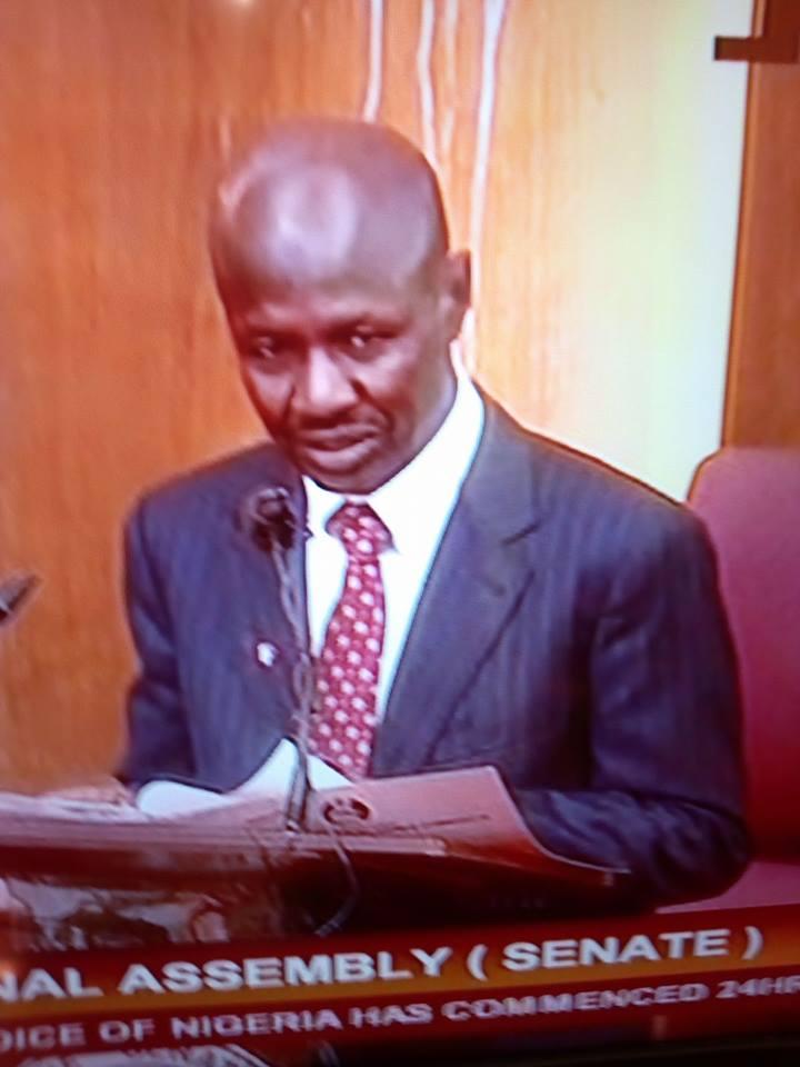 Hot News Naija The Senate s Resolution and Magu s No