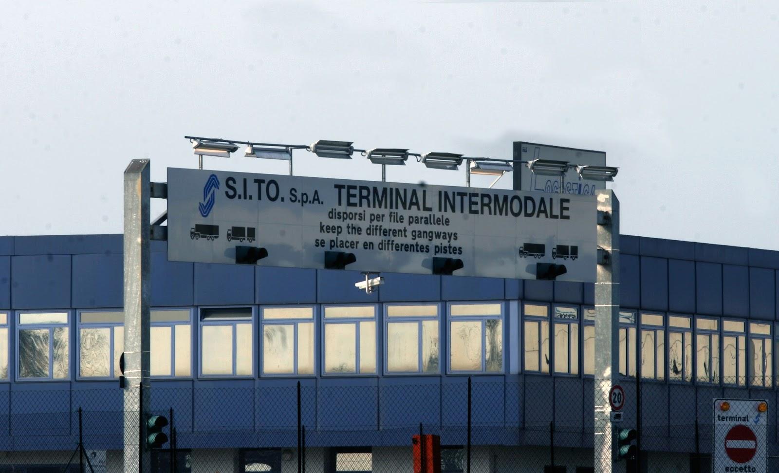 Quello di Verona è il miglior interporto d'Europa.
