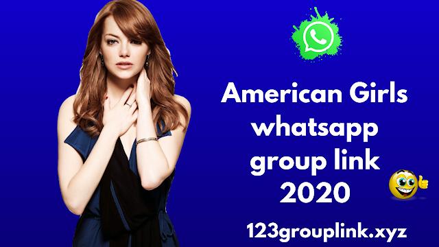 Join 201+ american girls whatsapp group link