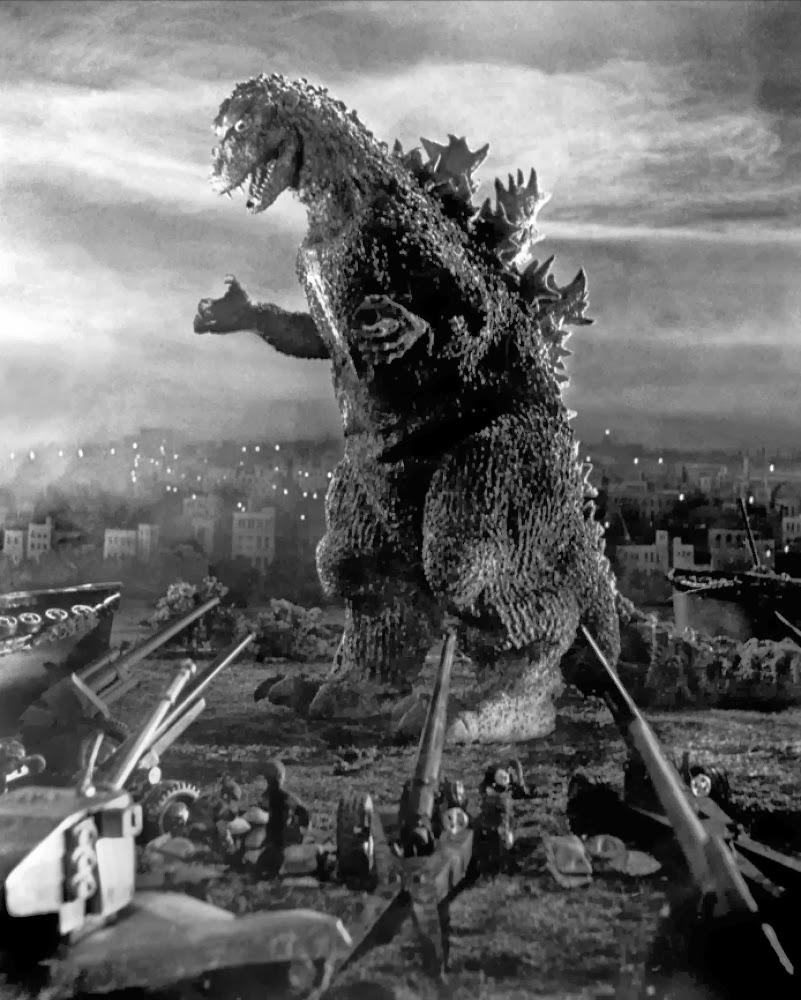 Movie Musing: Godzilla (2014) Teaser Trailer: Most