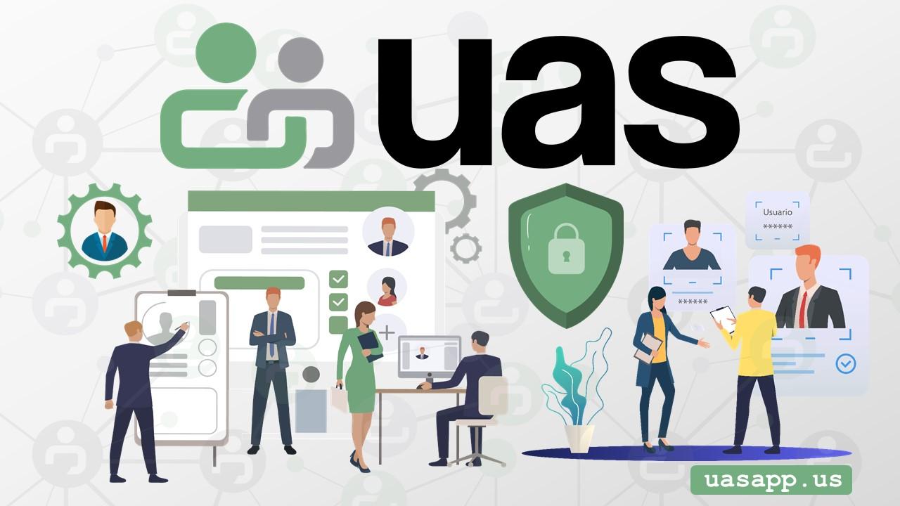 UAS: Gestión de usuarios, perfiles y contraseñas
