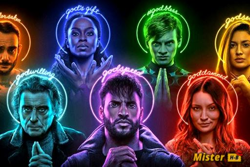 No season 4 for American Gods