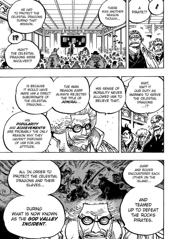 One Piece Manga Chapter 957 - Image 009