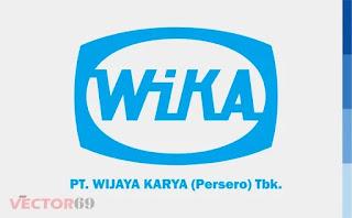 WIKA (Wijaya Karya) Logo - Download Vector File EPS (Encapsulated PostScript)