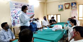 जेसीआई क्लासिक ने मधुमेह जागरूकता शिविर का किया आयोजन   #NayaSaberaNetwork