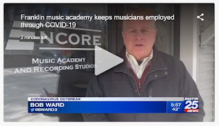 Encore Music makes the TV broadcast