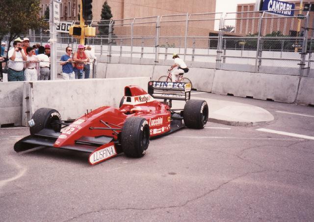 #51 BMS Scuderia Italia Ferrari 550 Maranello: Christian ...  |Bms Scuderia Italia