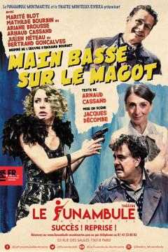 Main basse sur le Magot d'Arnaud Cassand