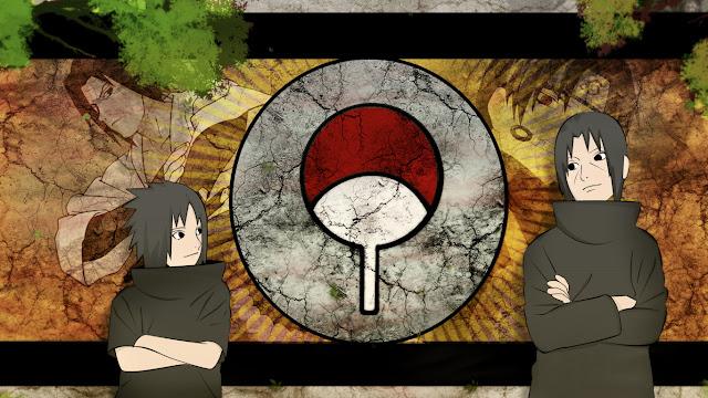 sasuke & itachi wallpaper
