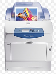 XEROX PHASER 6360 USER MANUAL