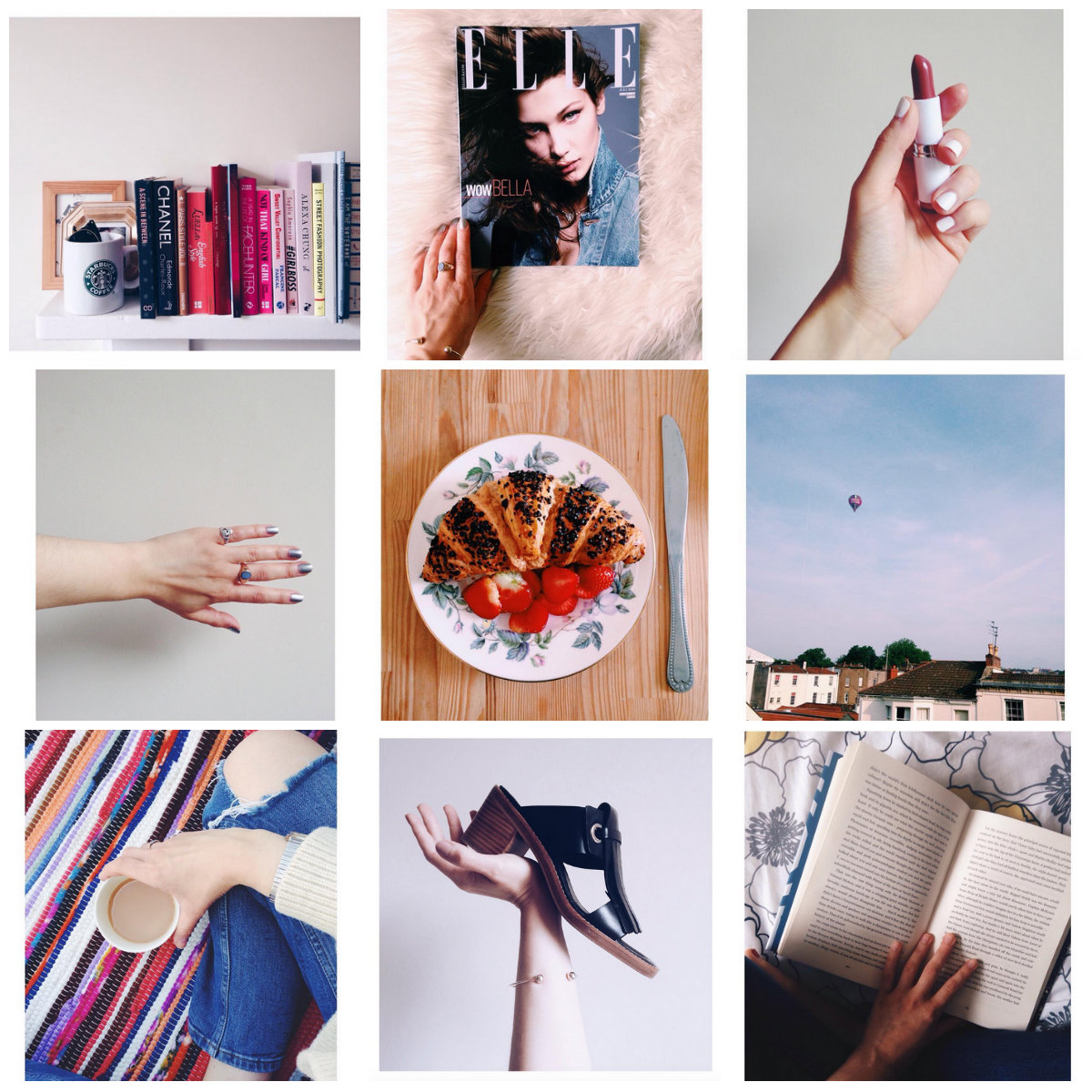 Instagram round up for June
