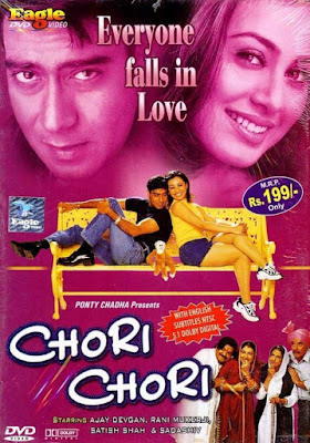 Chori Chori 2003 Hindi HQ DVDRip 1.6GB