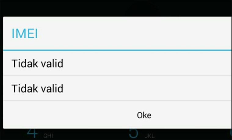 Cara Terbaru Mengatasi IMEI Tidak Valid di Android (Tanpa Root)