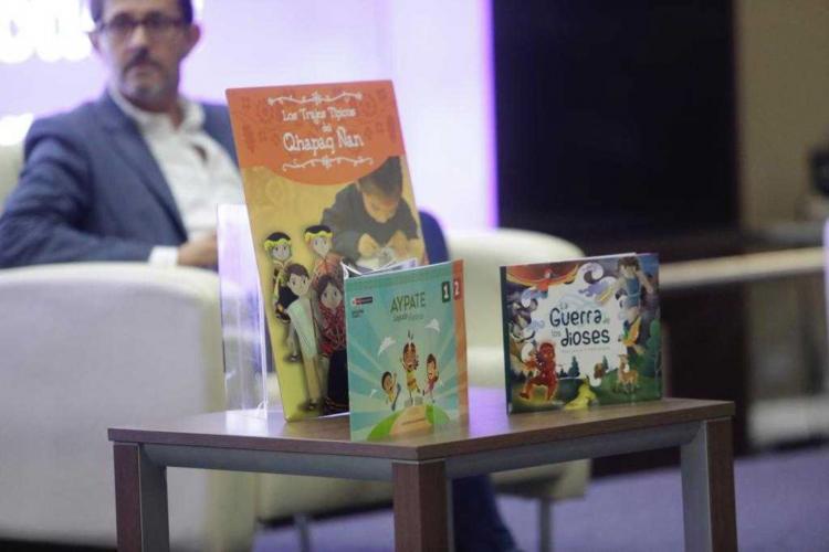 Ministerio de Cultura distribuirá material didáctico para docentes de colegios a lo largo del Camino Inca