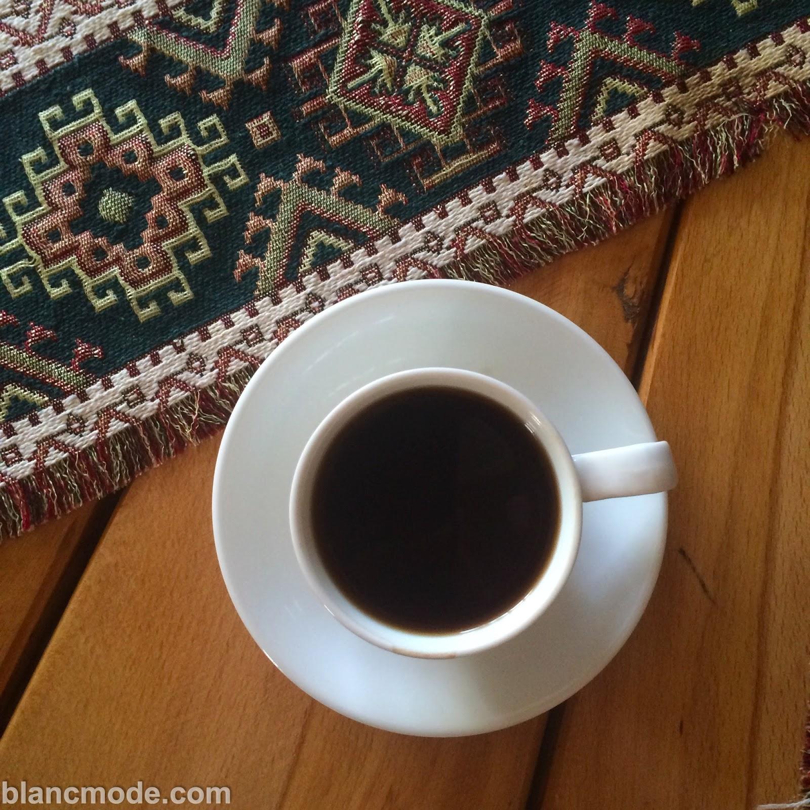 armenian coffee at areni winery