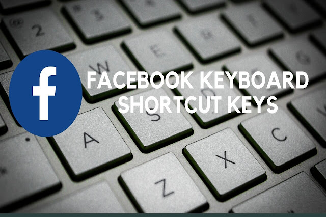 Facebook Keyboard Shortcut Keys