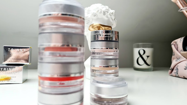 Review Trinny London makeup T Stack system