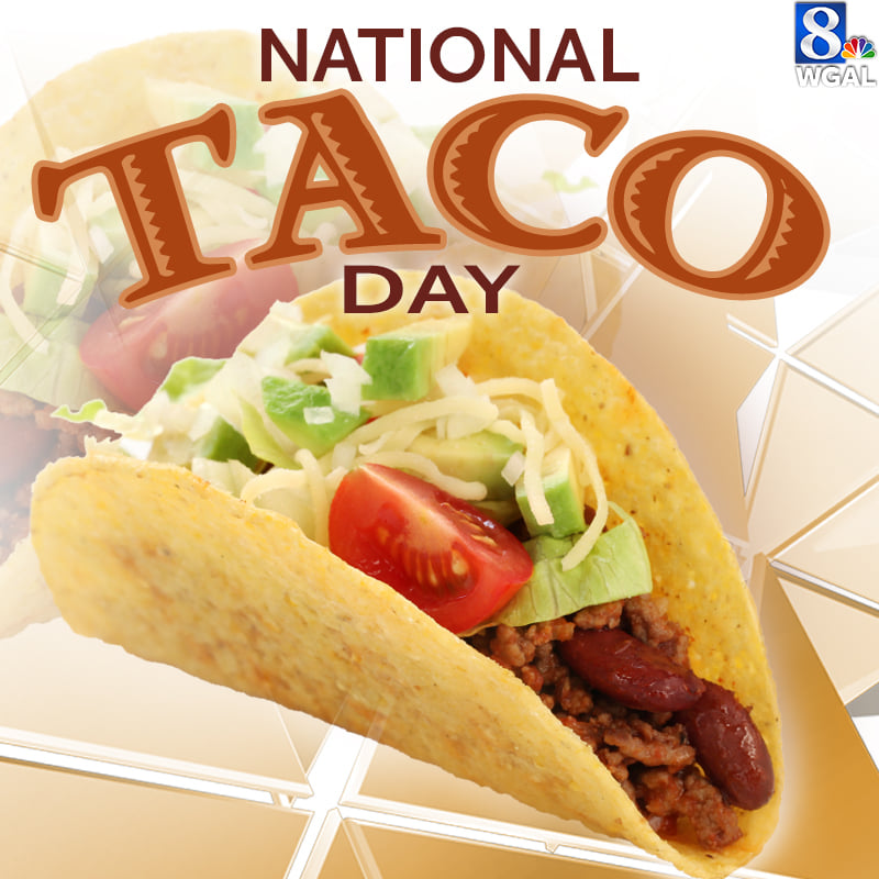 National Crunchy Taco Day Wishes Awesome Images, Pictures, Photos, Wallpapers