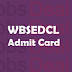 WBSEDCL Admit Card 2017 – WB Sub Assistant Engineer (SAE) Hall Ticket