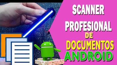 CamScanner: escanea y convierte en pdf documentos en android