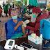 Perangkat Desa dan Lansia Dikecamatan Paranginan Mendapat Vaksin Covid Tahap I