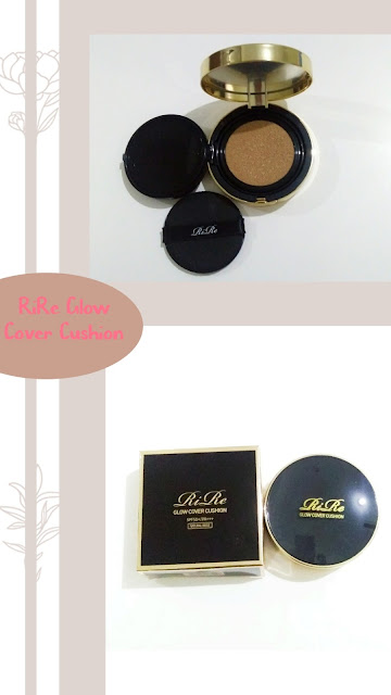 RiRe Glow Cover Cushion #Natural Beige