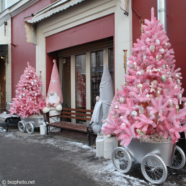 шакирова новогоднее оформление