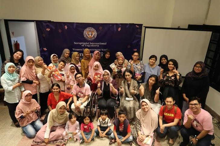 Soroptimist Internasional Luncurkan  SI Charter Yogyakarta