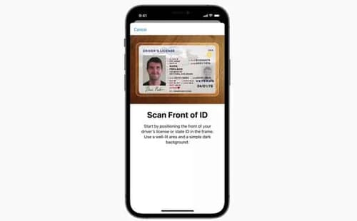 Arizona is the first to add driver's licenses to Apple's portfolio