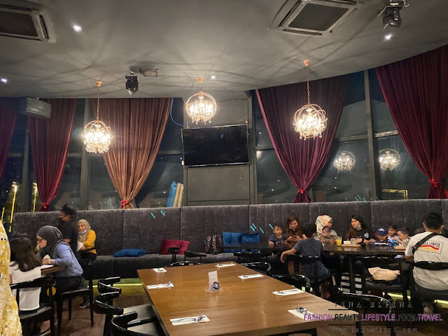 Ruang tertutup ATSKY Kota Damansara
