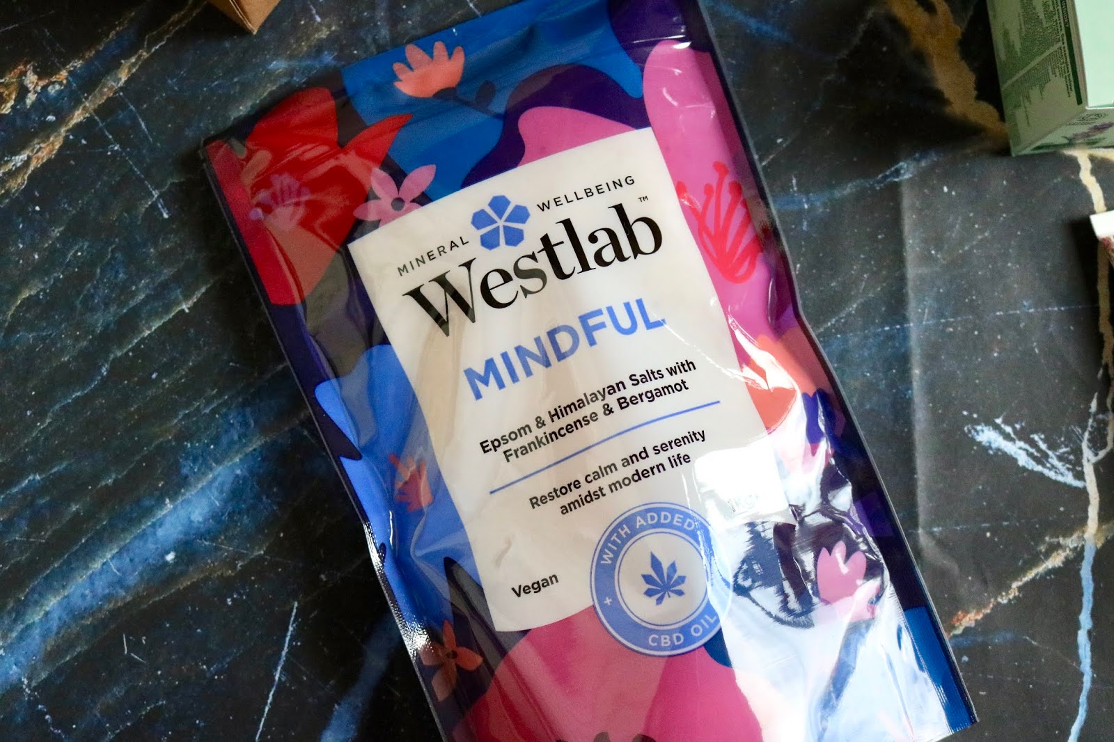 WESTLAB MINDFUL BATHING SALTS
