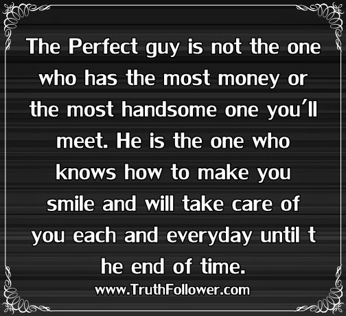 Quotes About The Perfect Man. QuotesGram