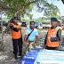 Unit SAR Satbrimob Polda Kepri Laksanakan Patroli SAR di Lokasi Wisata Pantai Melayu Barelang