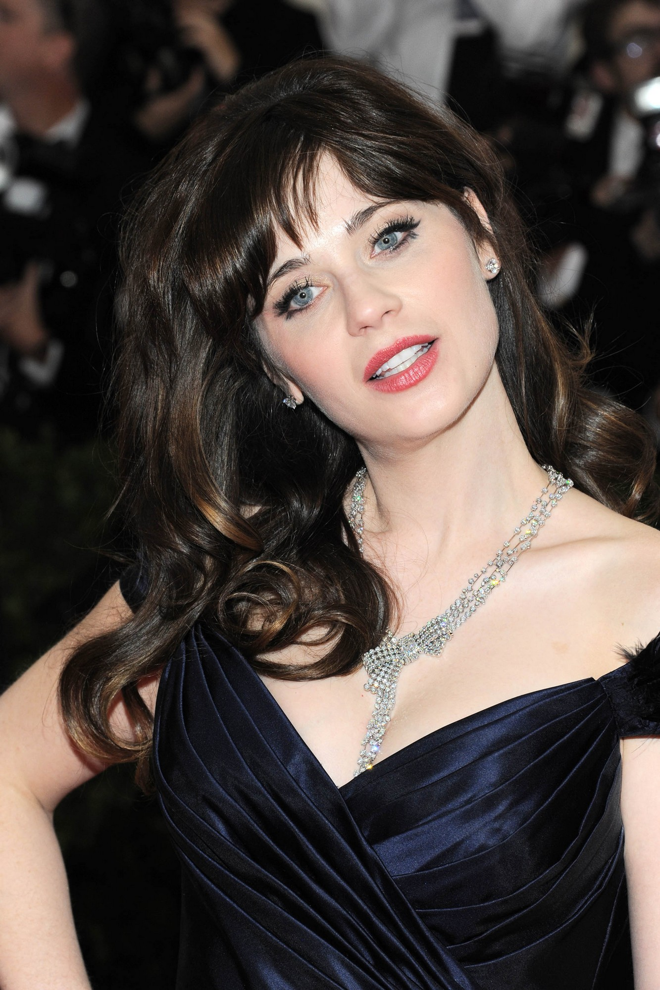 Zooey Deschanel nude 736